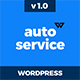 AutoService - Car Mechanics, Auto Repairs and Car Workshops WordPress Theme - ThemeForest Item for Sale