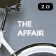 The Affair - Creative Theme for Personal Blogs and Magazines Nulled