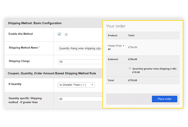 Advance Flat Rate Shipping Method For WooCommerce by ...