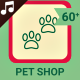 Pets Icons and Elements