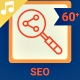 Seo and Marketing Icons and Elements