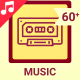 Music Icons and Elements