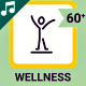 Wellness icons and Elements