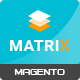 Matrix - Multipurpose Responsive Magento Theme - ThemeForest Item for Sale