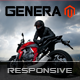 Genera - Responsive Magento Sport Theme Nulled