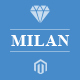 Milan - Responsive Multipurpose Magento Theme - ThemeForest Item for Sale
