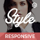 Style - Responsive Multipurpose Magento Theme Nulled