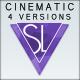 Dramatic Inspiring Cinematic - AudioJungle Item for Sale