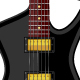 Modern Electric Guitars - GraphicRiver Item for Sale