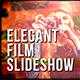 Elegant Film Slideshow - VideoHive Item for Sale