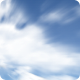 Zoom Through Clouds into Transparency - VideoHive Item for Sale