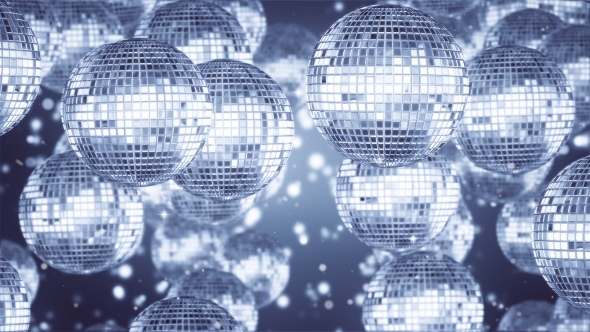 disco ball silver background by minimultik videohive