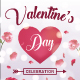 Super Valentines Day Flayer - GraphicRiver Item for Sale