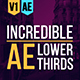 AE Lower Thirds - VideoHive Item for Sale
