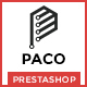 Paco - Responsive Multipurpose Prestashop Theme - ThemeForest Item for Sale