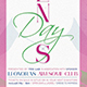 Womens Day Flyer Template V2 - GraphicRiver Item for Sale