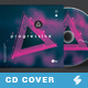 Progressive - Electronic Music CD Cover Artwork Template - GraphicRiver Item for Sale