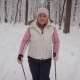 Nice Grandma Walks on the Snowy Forest Nulled