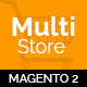 MultiStores - Magento 2 Megashop Theme support Multiple Stores Nulled