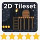 2D Game Platformer Tileset - GraphicRiver Item for Sale