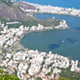 View from the Corcovado Mountain in Rio - VideoHive Item for Sale