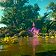 Fairy Lake And The House Fairy - VideoHive Item for Sale