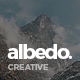 Albedo - Modern Design Studio PSD Template - ThemeForest Item for Sale
