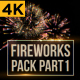 Fireworks Pack Part1 - VideoHive Item for Sale