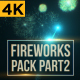 Fireworks Pack Part2 - VideoHive Item for Sale
