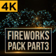 Fireworks Pack Part3 - VideoHive Item for Sale