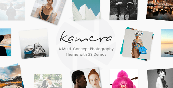 Kamera – A Beautiful Multi-Concept Photography Theme