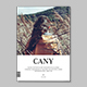 Cany Magazine Template - GraphicRiver Item for Sale