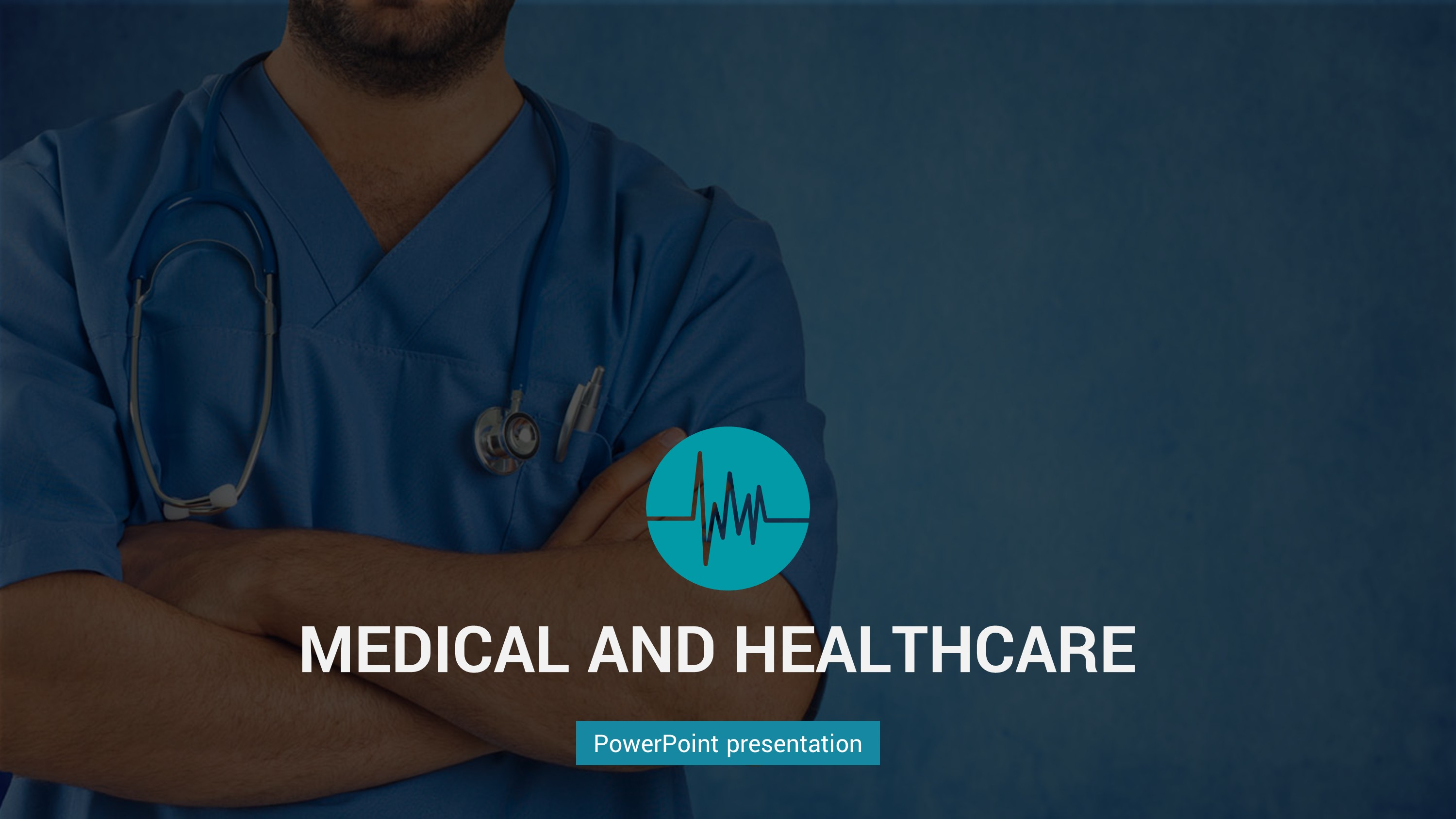 medical powerpoint presentation templaterengstudio | graphicriver, Presentation templates