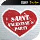 Saint Valentine`s Day Party