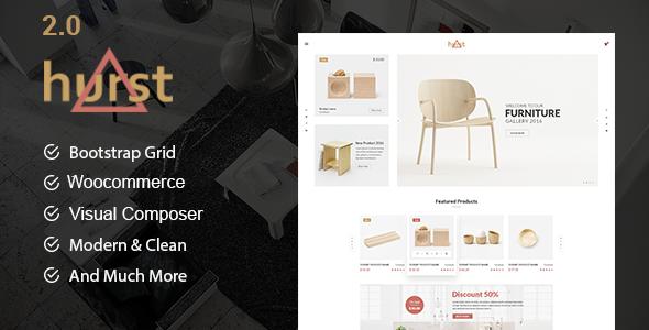 Hurst – WooCommerce WordPress Theme - WooCommerce eCommerce