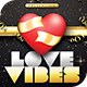 Love Vibes - GraphicRiver Item for Sale