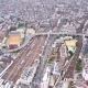 Aerial View of Traffic in Osaka, Japan - VideoHive Item for Sale