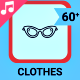 Clothes icons and Elements