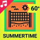 Summertime Icons and Elements