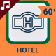 Hotels Icons and Elements