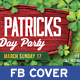 St. Patrick's Day FB cover