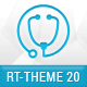 RT-Theme 20 | Medical, Health, Laboratory and Medical Product Catalog Theme Nulled