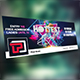 Hottest Night Facebook Cover Template - GraphicRiver Item for Sale