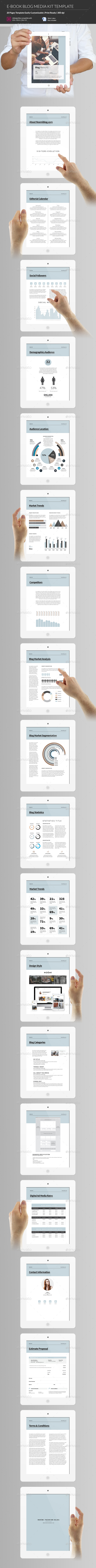 Blog Media Kit - Digital Books ePublishing