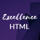 Excellence Creative Architecture Landing HTML Template