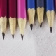 Black Lead Pencils Lie in a Row - VideoHive Item for Sale