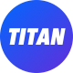 Titan - Creative HTML5 Template - ThemeForest Item for Sale