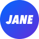Jane - Responsive HTML5 Portfolio Template - ThemeForest Item for Sale