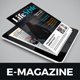 E-Book Magazine Design v2 - GraphicRiver Item for Sale