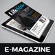 E-Book Magazine Design v2